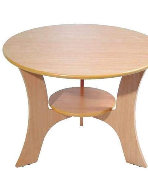 MORAVIA FLAT Konferenční stolek RING 2/D, barva: