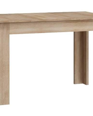 Jídelní stůl rozkládací, dub sonoma