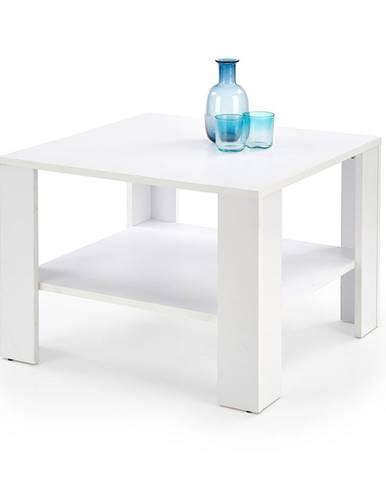 Konferenční stolek KWADRO KWADRAT, bílá