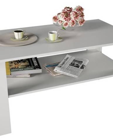 GAUDI konferenční stolek, bílá