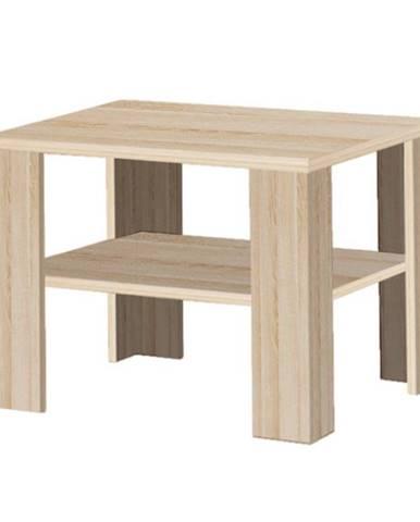 INTERSYS konferenční stolek, dub sonoma