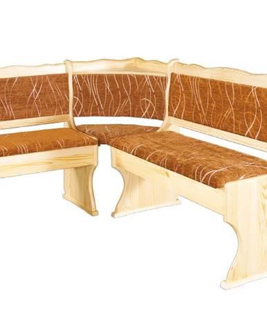 Rohová lavice NR111, moření: …
