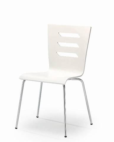 Židle K-155, bílá