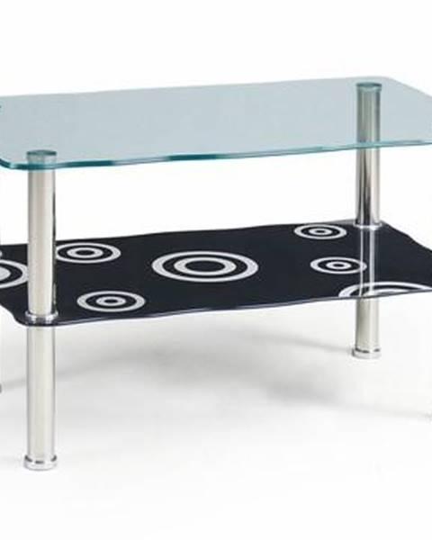 Smartshop Konferenční stolek HALIA, černý