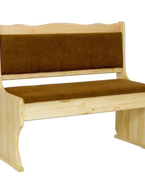 Smartshop Rohová lavice NR106, moření: …