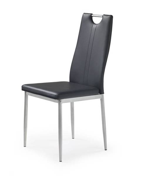 Smartshop Židle K-202, černá
