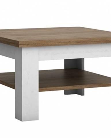 PROWANSJA konferenční stolek ST, borovice andersen/dub lefkas