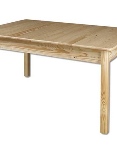 Rozkládací jídelní stůl ST102, 140-200x75x90, moření: …