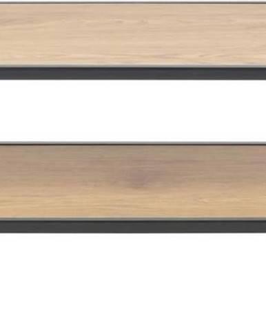 Botník vdekoru divokého dubu Actona Seaford, výška 32 cm