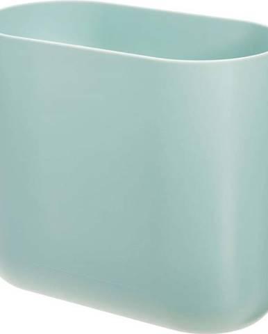 Zelený odpadkový koš iDesign Slim Cade