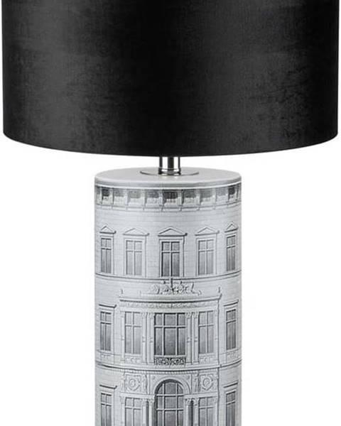 Markslöjd Černá stolní lampa Markslöjd ICHI