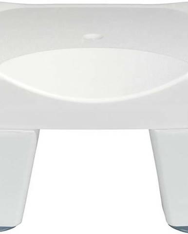 Bílá stolička do vany Wenko Secura