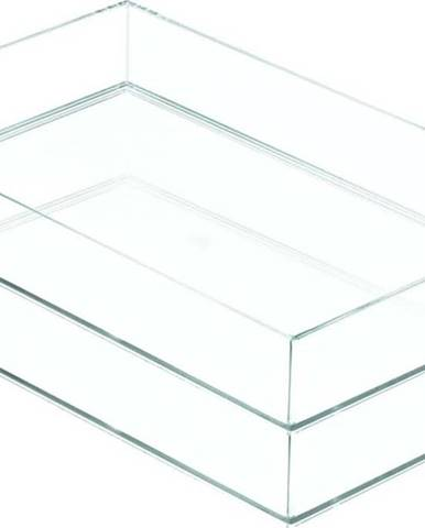 Stohovatelný organizér iDesign Clarity, 30,5x20cm