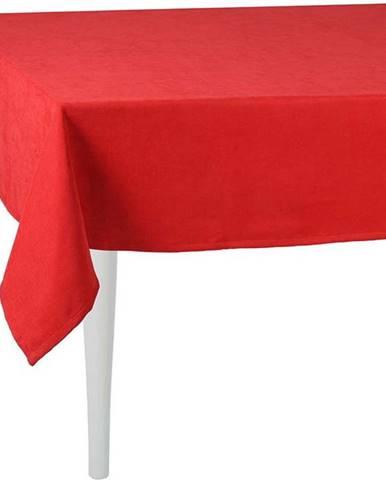Červený ubrus Mike&Co.NEWYORK Honey Simple, 140 x 180 cm