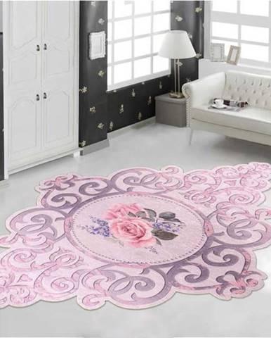 Odolný koberec Vitaus Malika Suriya, 80 x 120 cm