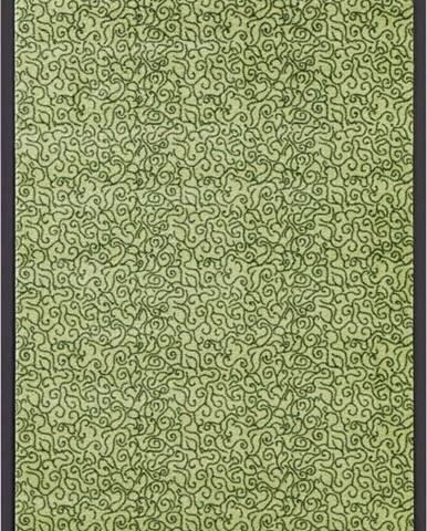 Zelená rohožka Zala Living Smart, 75x45cm