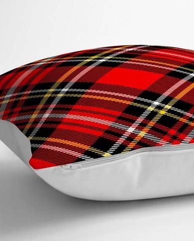 Povlak na polštář s příměsí bavlny Minimalist Cushion Covers Classic,70x70cm