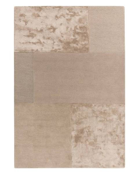 Asiatic Carpets Krémový koberec Asiatic Carpets Tate Tonal Textures, 160 x 230 cm