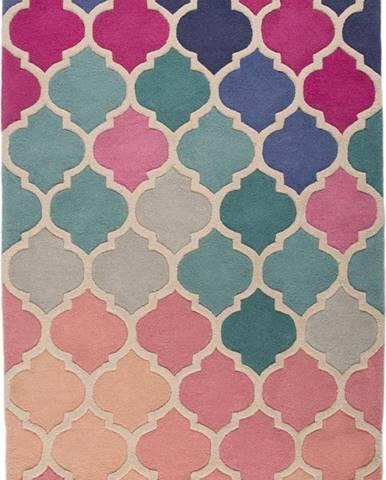 Vlněný koberec Flair Rugs Rosella, 120x170cm