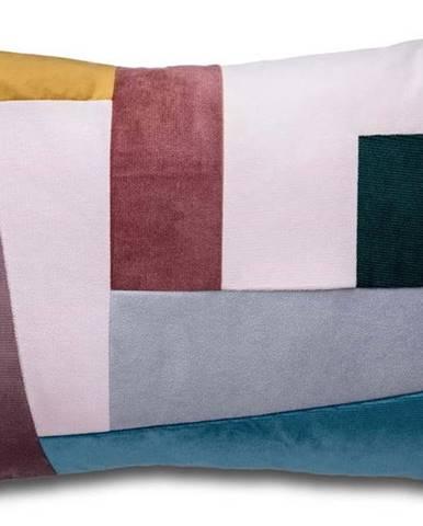 Povlak na polštář se sametovým povrchem WeLoveBeds Gdansk,40x60cm