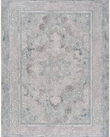 Šedý koberec Universal Riad Oriental, 120 x 170 cm