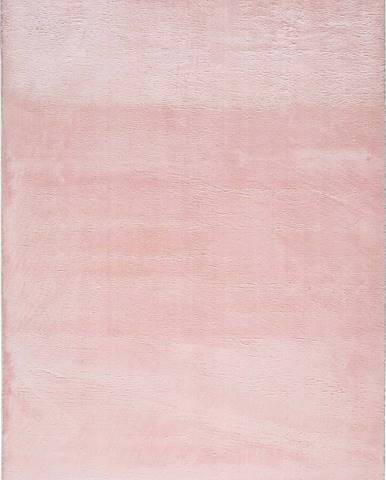 Růžový koberec Universal Loft, 120 x 170 cm
