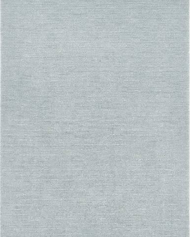Světle modrý koberec Mint Rugs Supersoft, 80 x 150 cm