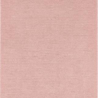 Růžový koberec Mint Rugs Supersoft, 120 x 170 cm