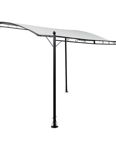 Blumfeldt Allure, pergola, přístřešek, pavilon, 300 x 250 cm, polyester, světle béžová