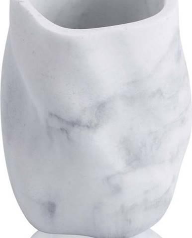 Mramorový kelímek na kartáčky Tomasucci Marble