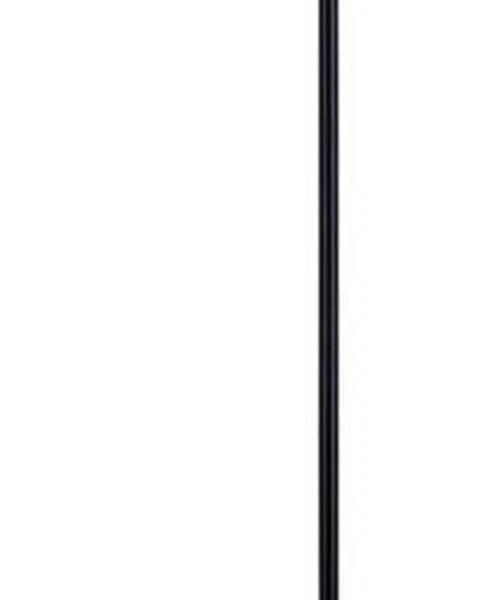 Markslöjd Černá volně stojící LED lampa Markslöjd Flex