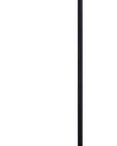 Černá volně stojící LED lampa Markslöjd Flex