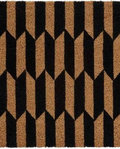 Rohožka z přírodního kokosového vlákna Premier Housewares Arrow,40 x60cm