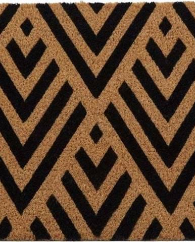 Rohožka z přírodního kokosového vlákna Premier Housewares Diamond,40 x60cm