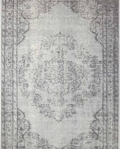 Šedo-krémový koberec Hanse Home Celebration Mirro, 160 x 230 cm