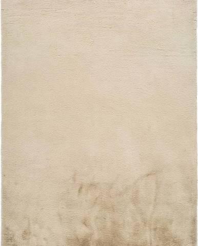 Béžový koberec Universal Fox Liso, 120 x 180 cm