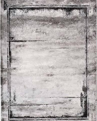 Šedý koberec Universal Artist, 160 x 230 cm