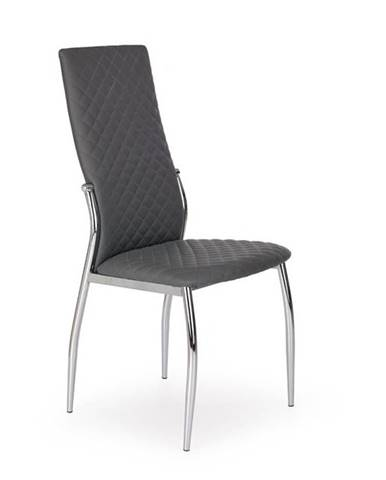 Halmar Jídelní židle K238, šedá
