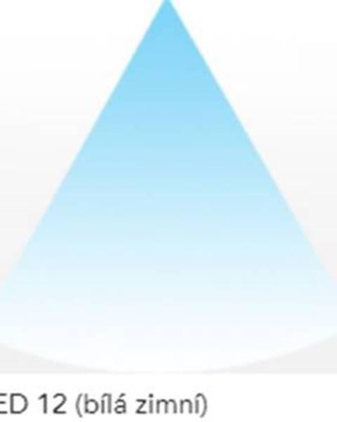 MORAVIA FLAT LED 12 - komoda barva: bílá zimní