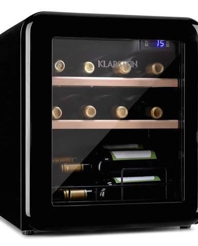 Klarstein Vintage 12, chladnička na nápoje, chladnička, 46 litrů, 4–22 °C, retro design