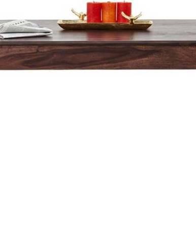 Jídelní stůl ze dřeva sheesham Kare Design Brooklyn, 175x90cm