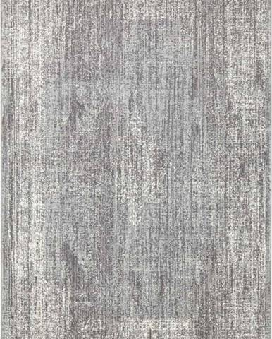 Šedo-krémový koberec Hanse Home Celebration Gurho, 80 x 150 cm