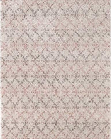 Růžový koberec Mint Rugs Cameo, 160x230cm