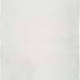 Bílý koberec Universal Alpaca Liso, 80 x 150 cm