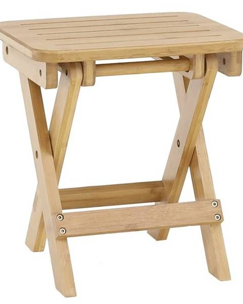 Smartshop Židle, přírodní bambus, DENICE