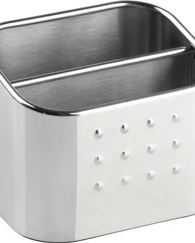 Kovový úložný box na mycí prostředky iDesign Forma, 8x10cm