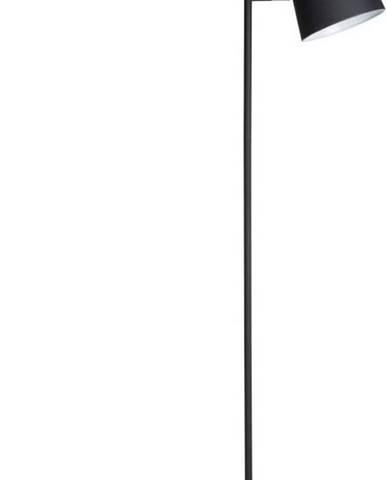 Černá stojací lampa Zuiver Buckle Head