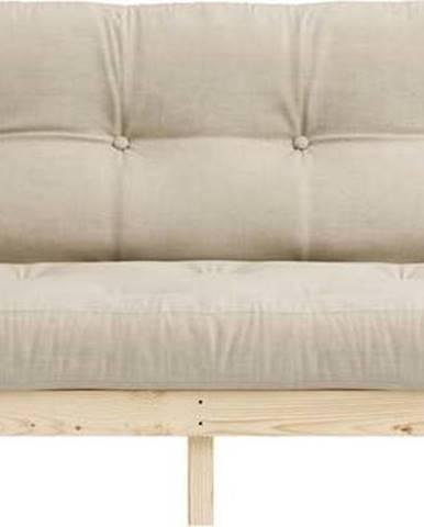 Variabilní pohovka Karup Design Lean Raw Beige