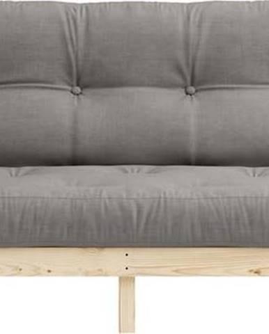 Variabilní pohovka Karup Design Lean Raw Grey