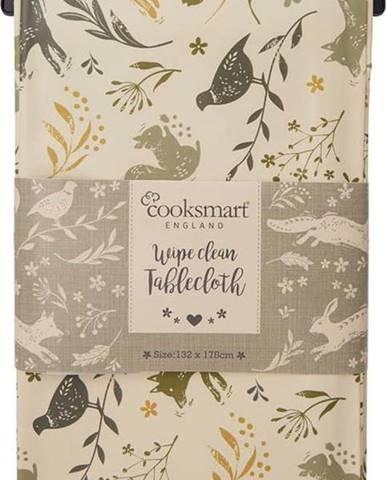 Ubrus Cooksmart ® Woodland, 178 x 132 cm